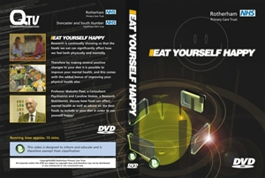 Picture of Eat Yourself Happy - DVD