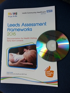 Picture of Leeds Assessment Frameworks 2015: Documentation for Health Visiting Early Start Contacts